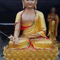 XFGS1436-释迦牟尼佛铜雕塑像厂家