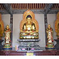 XFGS1533-释迦牟尼佛铜雕塑像生产厂家