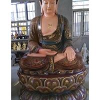 XFGS1534-释迦牟尼佛铜雕塑像公司