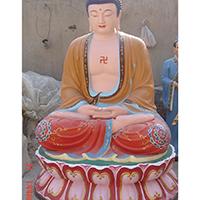 XFGS1535-释迦牟尼佛铜雕塑像供应