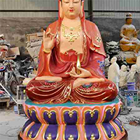 XFGS1537-释迦牟尼佛铜雕塑像加工厂