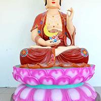 XFGS1538-释迦牟尼佛铜雕塑像厂家