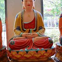 XFGS1543-释迦牟尼佛铜雕塑像制作