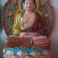 XFGS1552-释迦牟尼佛铜雕塑像厂家