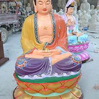 XFGS1554-释迦牟尼佛铜雕塑像定制
