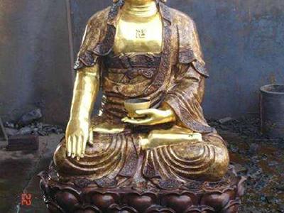 XFGS1602-释迦牟尼佛铜雕塑像哪家好