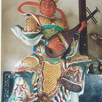 XFGS1644-四大天王雕塑像价格