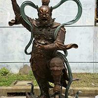 XFGS1650-四大天王雕塑像公司