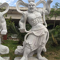XFGS1654-四大天王雕塑像厂家