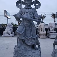 XFGS1674-四大天王石雕塑像制作