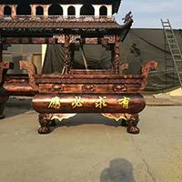 XFGS1792-寺院铜香炉哪里有