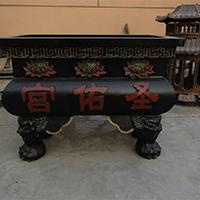 XFGS1793-寺院铜香炉多少钱