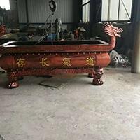 XFGS1797-寺院铜香炉供应