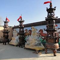 XFGS1807-寺院铜香炉哪里有