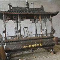 XFGS1810-寺院铜香炉公司