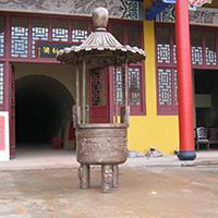 XFGS1815-寺院铜香炉厂