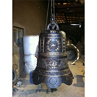 XFGS187-大型铜钟供应