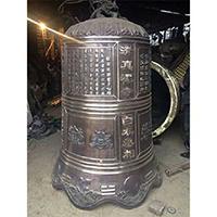 XFGS189-大型铜钟设计