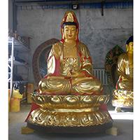 XFGS1985-铜雕佛像制作厂家