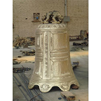 XFGS208-大型铜钟定制