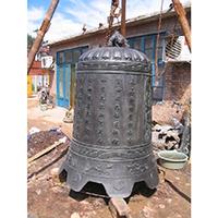 XFGS209-大型铜钟供应