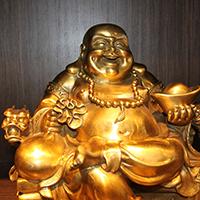 XFGS2209-铜雕佛像厂家
