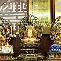 XFGS2320-铜雕佛像生产厂家