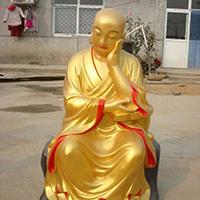 XFGS2517-铜雕十八罗汉设计