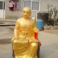 XFGS2522-铜雕十八罗汉多少钱