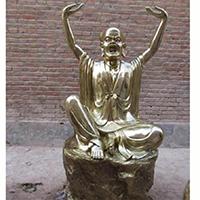 XFGS2525-铜雕十八罗汉公司