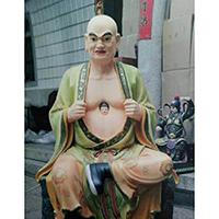 XFGS2532-铜雕十八罗汉报价