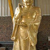 XFGS2536-铜雕十八罗汉哪里有