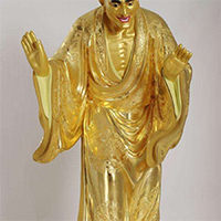 XFGS2558-铜雕十八罗汉厂家