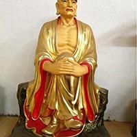 XFGS2562-铜雕十八罗汉价格