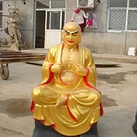 XFGS2604-铜雕十八罗汉设计