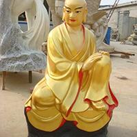 XFGS2614-铜雕十八罗汉加工