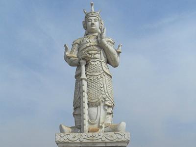 XFGS2635-韦陀菩萨石雕塑像价格