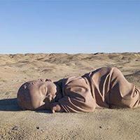 XFGS2660-小和尚石雕塑像_小沙弥石雕像厂