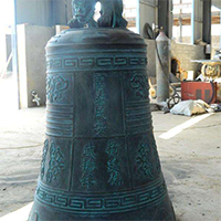 XFGS267-大型铜钟生产厂家