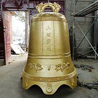 XFGS276-大型铜钟加工