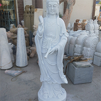 XFGS420-观音菩萨石雕站像哪家好