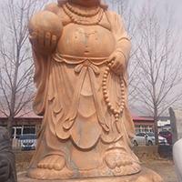 XFGS591-弥勒佛石雕站像定制
