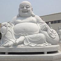 XFGS666-弥勒佛石雕坐像供应