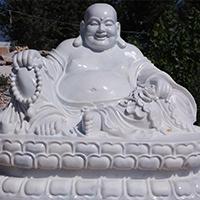 XFGS670-弥勒佛石雕坐像厂