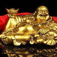 XFGS677-弥勒菩萨铜雕塑像哪里有