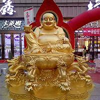 XFGS692-弥勒菩萨铜雕塑像哪家好