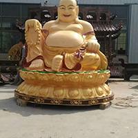 XFGS754-弥勒菩萨铜雕塑像价格