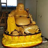 XFGS757-弥勒菩萨铜雕塑像哪里有