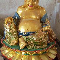 XFGS759-弥勒菩萨铜雕塑像制作厂家