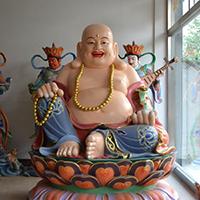 XFGS761-弥勒菩萨铜雕塑像公司